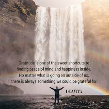 gratitude quotes and inspirational sayings about being thankful