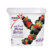 mixed berries yoplait