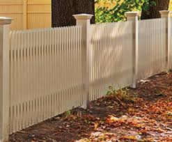 Nantucket Picket Fence And Westport Post Caps Wood Solid Cellular Pvc Metal And Hollow Vinyl Fences From Walpole Outdoors