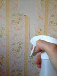 easy all natural wallpaper removal