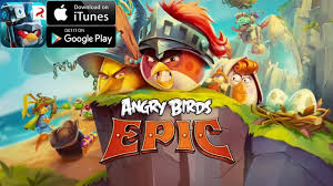 Angry Birds Epic RPG Walkthrough Gameplay FREE APP (IOS/Android ...