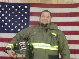 Volunteer Firefighter Adam Long