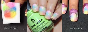 nail art tutorial pastel grant
