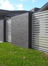6 Magical Simple Ideas Concrete Fence Watches Backyard Fence Driveway Modern Fence Concrete Stone Fence House White F Fence Design Brick Fence Backyard Fences