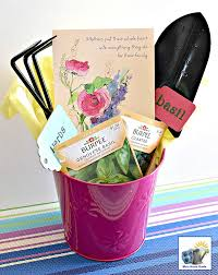 mother s day gardening gift baskets
