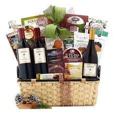 send her to hawaii gift basket to
