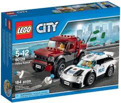 LEGO City 60128 Cảnh sát truy đuổi