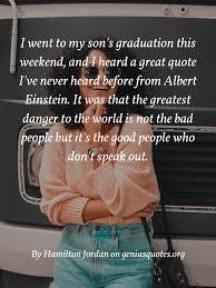 i went to my son s graduation geniusquotes