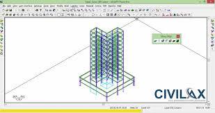 design structural steel frame on