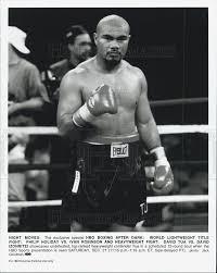 World Lightweight Title Fight: Philip Holiday VS. Ivan Robinson ...