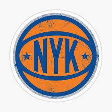 Knicks Stickers Redbubble