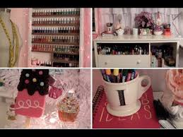 my makeup room tour dulce candy you