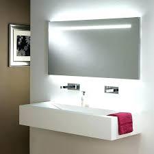 light up bathroom mirrors led backlit