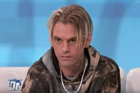 Aaron Carter Says He's Expecting His First Child | PEOPLE.com