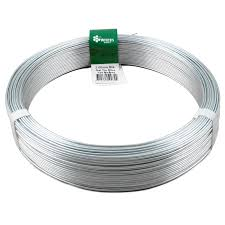Whites 2 0mm X 120m 3kg Galvanised Tie Wire Bunnings Warehouse