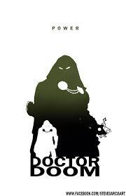 Dr Doom Power By Steve Garcia Marvel Villains Marvel Comic Character Marvel Superheroes