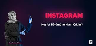 Instagram Keşfet Bölümüne Nasıl Çıkılır?