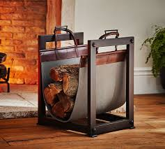 the best firewood and log holders