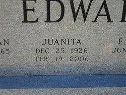 Juanita Adeline Campbell Edwards (1926-2006) - Find A Grave Memorial