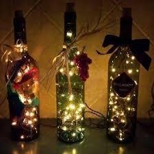 very cool wine bottle crafts bottle