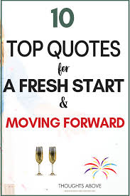 inspirational new year quotes for a fresh start thoughts above