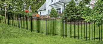Why Choose Independence Residential Aluminum Fencing
