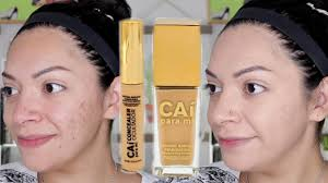 cai para mi makeup demo wear test