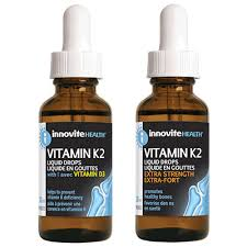 Innovite Health - Liquid Vitamin K2 – AvivaHealth.com