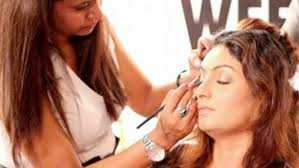 advance bridal makeup course in delhi