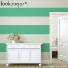 Wall Stripe Decals Stripes Wall Decal Stripe Decals Etsy