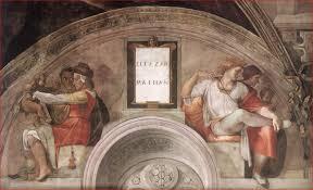 affreschi cappella sistina Archivi - FRAMMENTIARTE