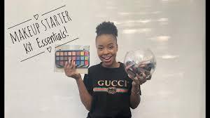 makeup starter kit essentials beginner