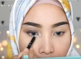 tutorial cara makeup natural saubhaya
