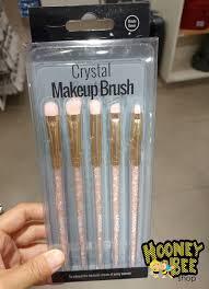 set kuas make up crystal makeup brush