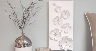 paper flower wall art wall art create