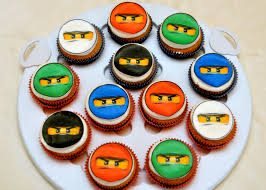 Simply Homemade Cakes: Spintastic Ninjago Birthday!