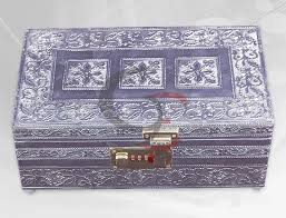 indian antique jewellery box