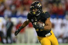 Russell Hansbrough, RB, Missouri. - Matt and Mike Sports