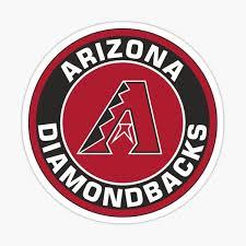 Arizona Diamondbacks Stickers Redbubble