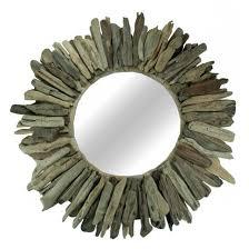 nautical mirrors and driftwood mirrors