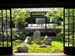japanese courtyard garden design ideas