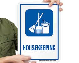 Image result for housekeeping