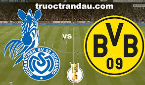 Nhận định kèo MSV Duisburg vs Borussia Dortmund 01h45 ngày 15/09