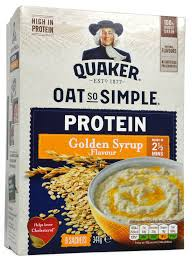 quaker oats protein proteinwalls