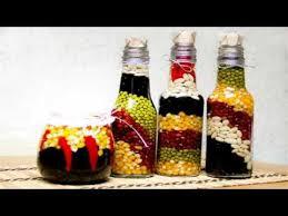beautiful bottle decorating ideas