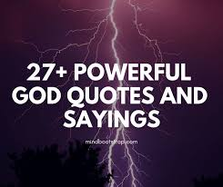 powerful god quotes that will change your life mindbootstrap com