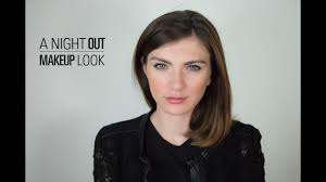 a night out makeup look the very