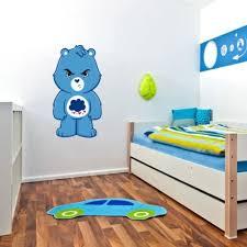 Amazon Com Care Bears Grumpy Bear Wall Graphic Decal Sticker 28 X 15 Home Kitchen
