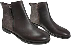women leather ankle boots