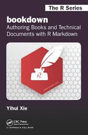 bookdown authoring books and technical